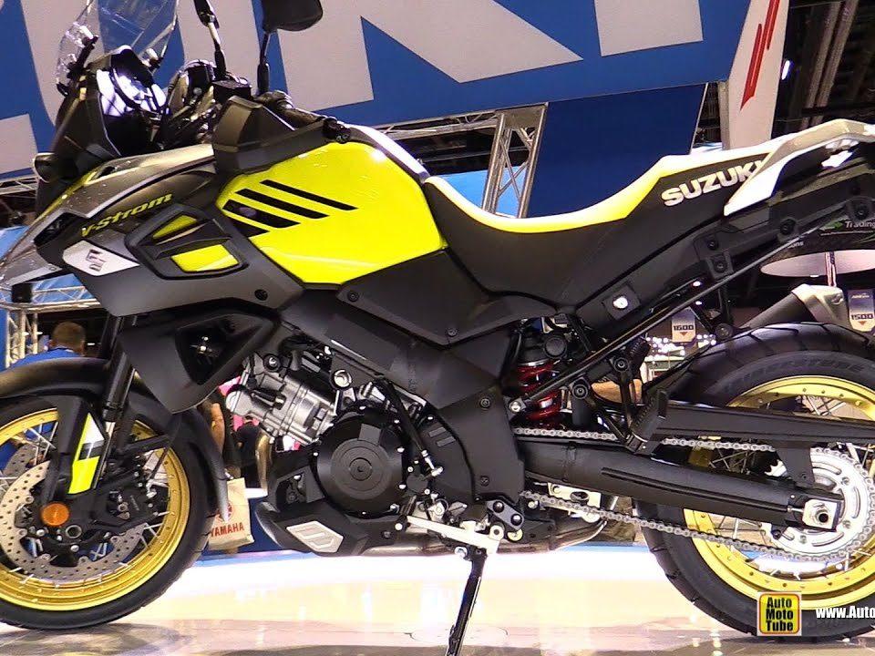 V-Strom motorcycle