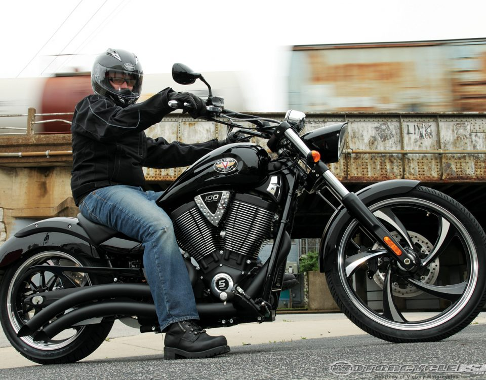 motorcycle, victory,